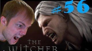 Ведьмак 1 (The Witcher) #56 - Сумасшедший финал! (наивысшая сложность, прохождение, обзор)