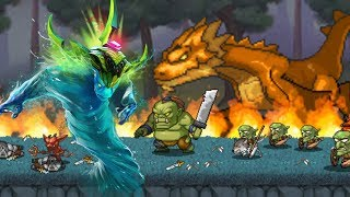 Triệu Hồi Thần Giúp Con Người Đánh Bại ORC   Kingdom Wars   Top Game Mobile Hay Android, Ios