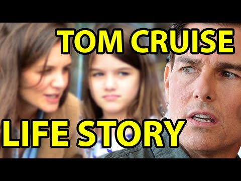 Tom Cruise: Biography and the REAL Personal Life Story! MUST SEE!!!