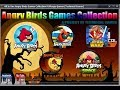 All In One Angry Birds  Collection Games Download Install & Gameplay
