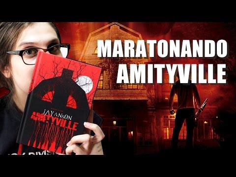 15 FILMES DE AMITYVILLE + livro de Jay Anson | MARATONANDO #1