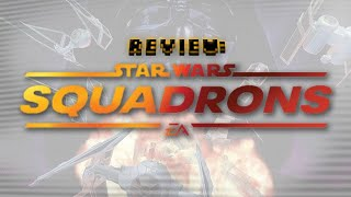Review: Star Wars: Squadrons (Video Game Video Review)