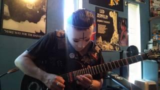 Slayer-Spirit in Black-COVER!! SOLOS!!