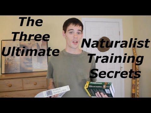 Naturalist Training Secrets