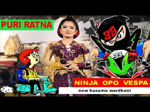 Puri Ratna - Ninja Opo Vespaa