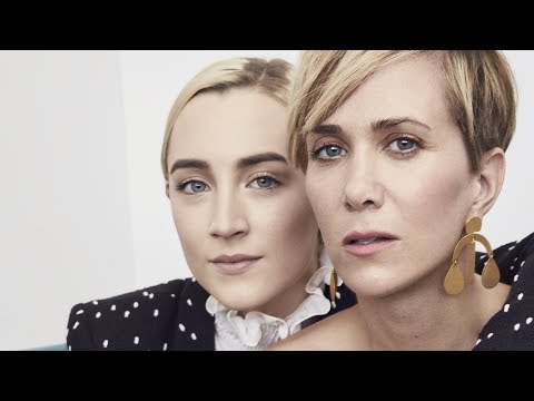 Actors on Actors: Saoirse Ronan and Kristen Wiig (Full Video)
