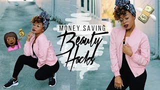 BEAUTY & FASHION HACKS THAT WILL SAVE YOU MONEY!