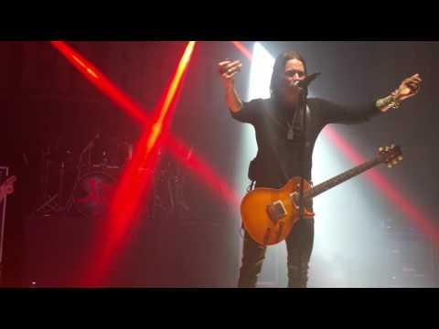 Alter Bridge Live - Isolation - October 5th 2016, Nashville, TN