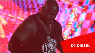 Shaq's Fun House in Miami w/ Nitti Gritti, Tyla Yaweh, Yella Beezy, DaBaby and DJ Diesel