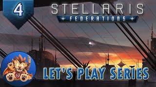 Stellaris: Federations   Heretical Neighbours   Ep4