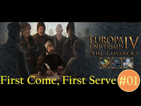 Europa Universalis IV - First Come First Serve Achievement #01