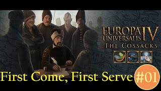 Europa Universalis IV - First Come First Serve Achievement
