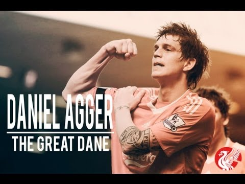 Daniel Agger - The Great Dane