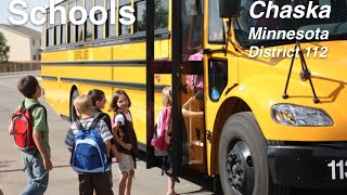 City of Chaska: The Schools and District 112