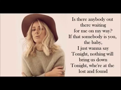 Ellie Goulding - Lost and Found (Letra)