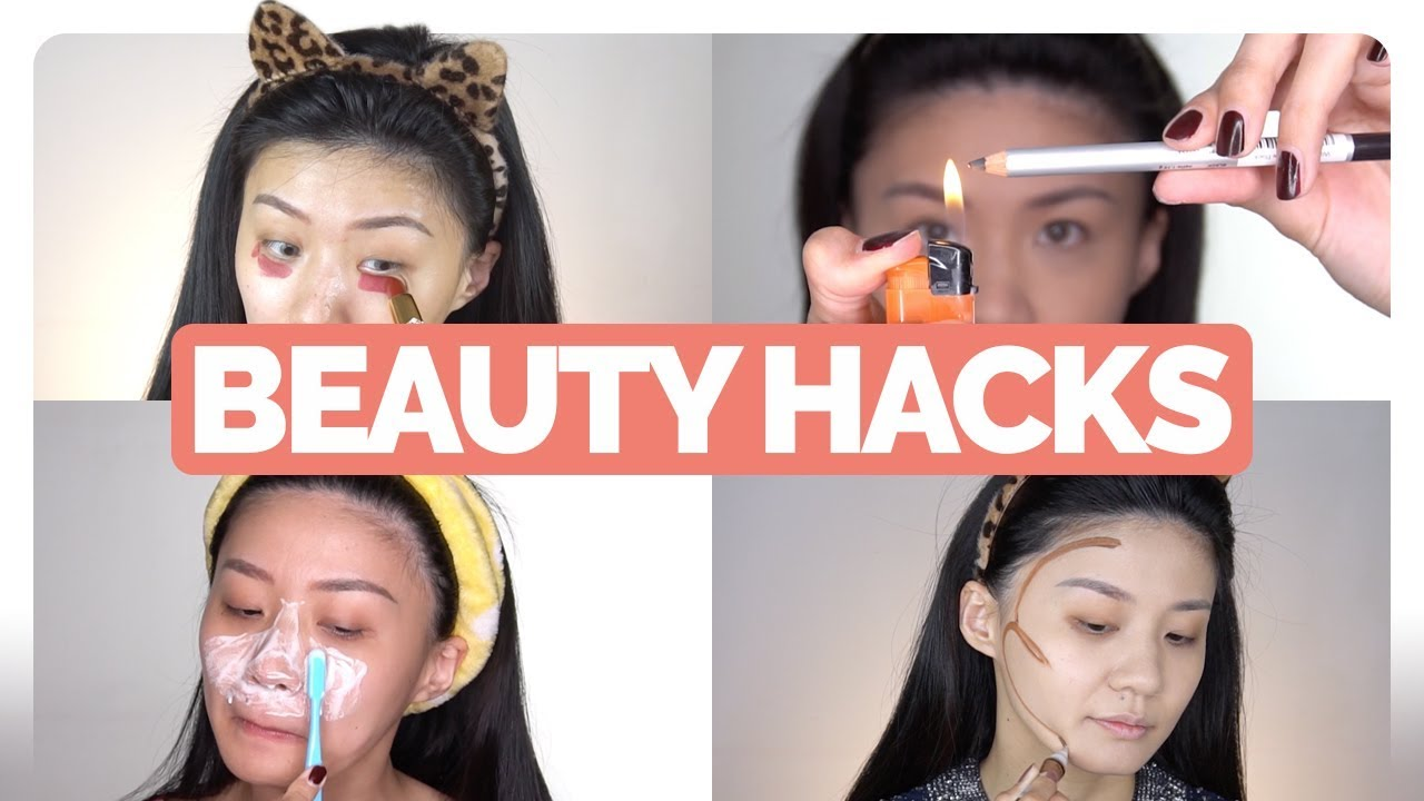 Tutorial Beauty Hacks Make Up Tricks Eye Shadow Mukka 7016 Bahasa Indonesia