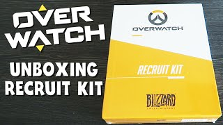Zombey packt aus: Overwatch Recruit Kit