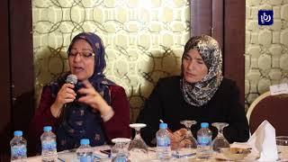 """ورشة عمل بعنوان """"دورُ المرأةِ في العمليةِ المرورية"""" - (19-9-2017)"""