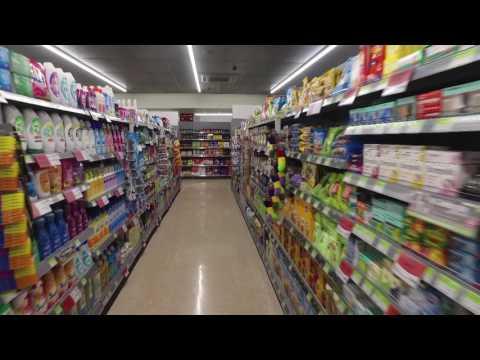 East of England Co-op Woodbridge Supermarket
