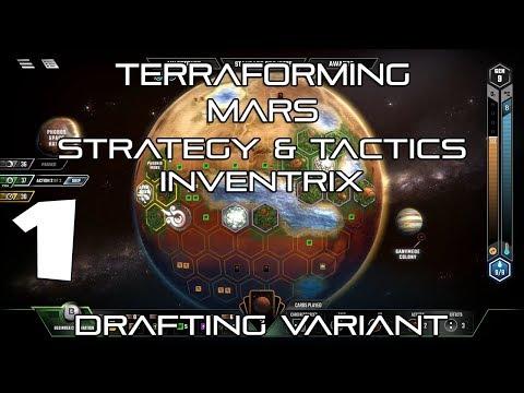 Terraforming Mars Strategy & Tactics: Inventrix
