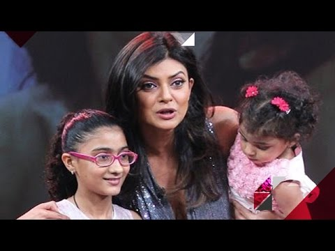Sushmita Sen's Amazing Reaction On Child Adoption | Exclusive