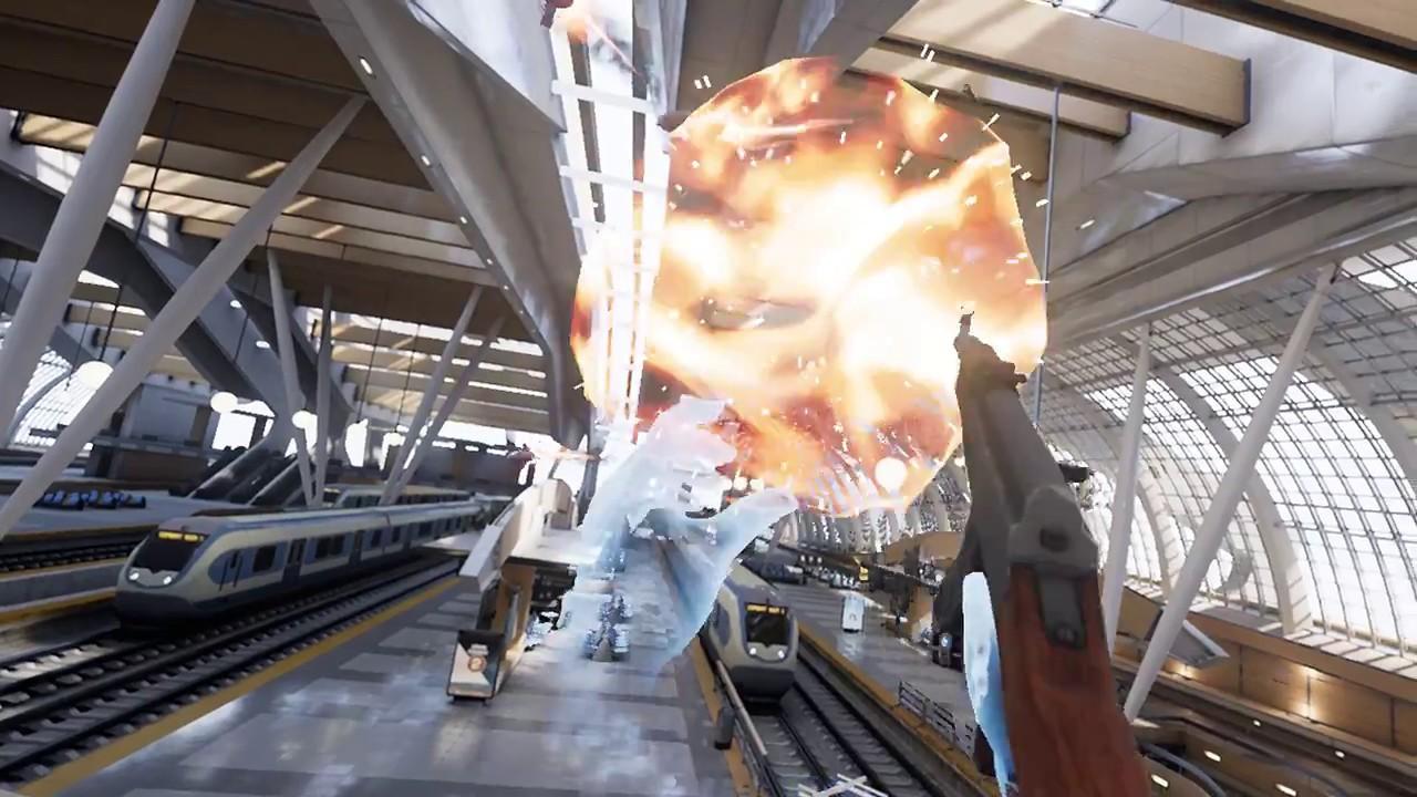 Steam Community :: Video :: Unreal Engine 4 VR Tech Demo