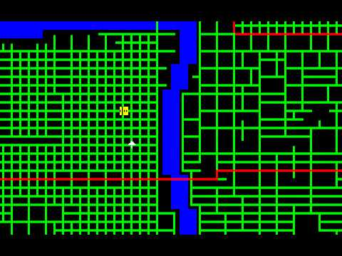 C64 Game - London Blitz