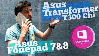 взгляд на Asus Transformer Chi и новые Fonepad'ы