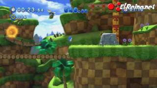 Análisis Sonic Generations - PS3/X360/PC