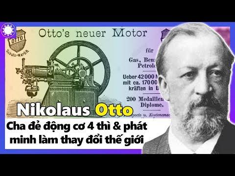Nikolaus Otto – Cha Đẻ Của Động Cơ 4 Thì Và Phát Minh Vĩ Đại Làm Thay Đổi Ngành Xe Hơi