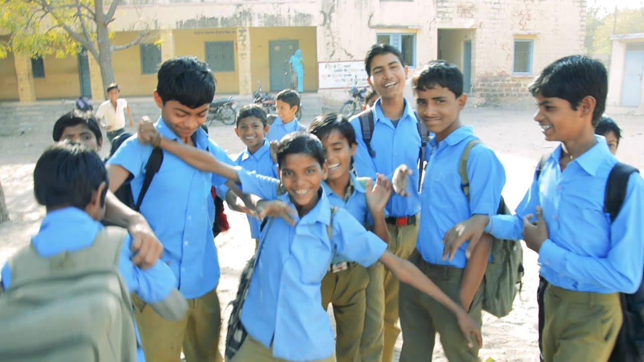 Comedy School Kids Laughing.Rajasthan Village boys.Indian Kid.Bhinmal boy.भीनमाल कॉमेडी