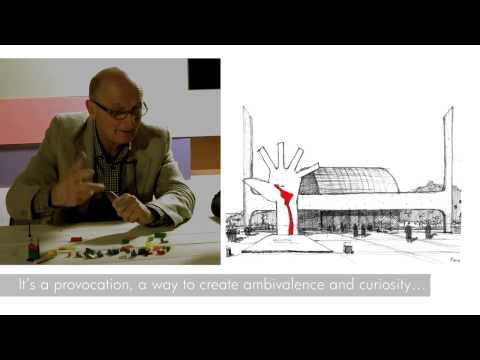 [Legoview] Talking about Oscar Niemeyer with Ciro Pirondi