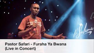 Download Pastor Safari Paul- Furaha Ya Bwana (Live in Concert)