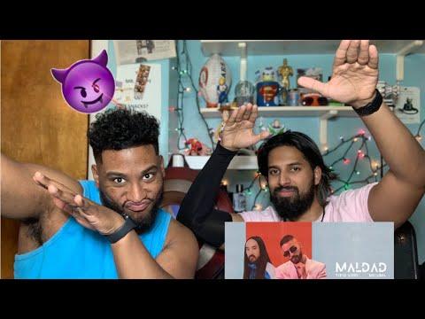 Steve Aoki & Maluma - Maldad (Official Video) | Reaction!!