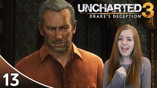 IT WAS ALL A DREAM!! | Uncharted 3 Gameplay Walkthrough Part 13