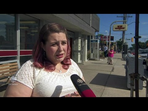 In her own words: Toronto woman recalls sexual harassment in