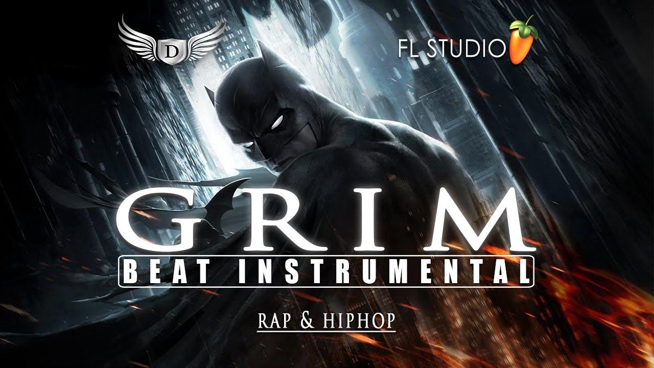 Dark Underground RAP HIPHOP INSTRUMENTAL BEAT - Grim (Ventor Collab)
