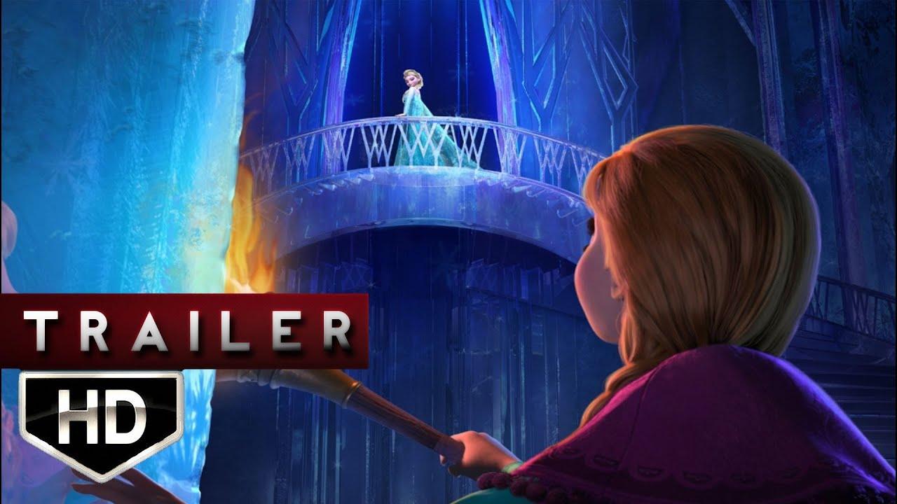 Frozen: Una Aventura Congelada - Trailer Español Latino [FULL HD ...