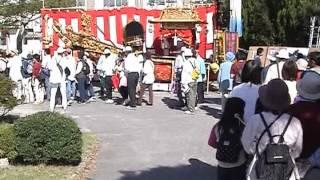 東海道400年祭・in みえ 街道ウォーク 間の宿『富田』 mpg