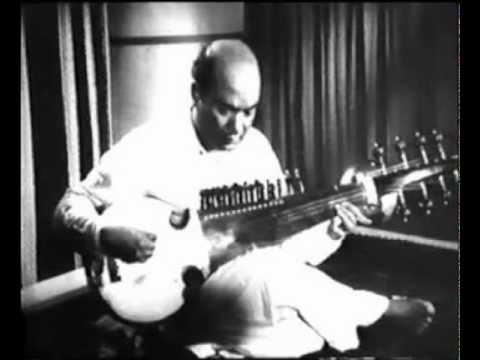 Ali Akbar Khan  Raga Basant Mukhari