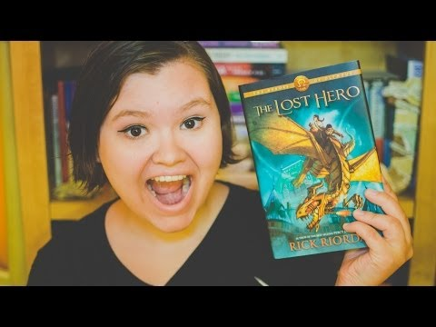 Book Review // The Lost Hero by Rick Riordan