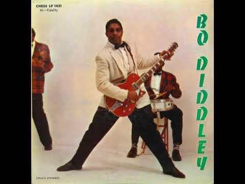 """Bo Diddley """"Bo Diddley"""""""