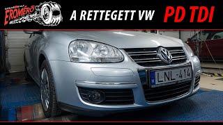 Totalcar Erőmérő: a rettegett Volkswagen PD TDI
