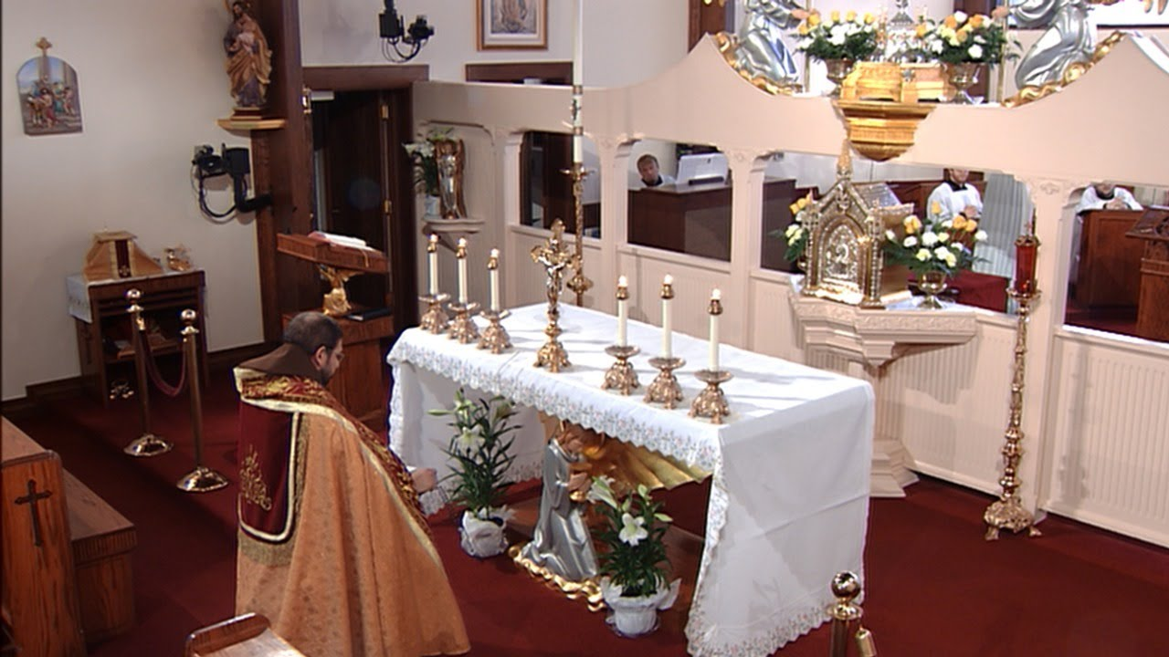 Ewtn Mass For Christmas Day 2020 Holy Mass begins at 8 a.m. ET   followed by Novena to the Mother