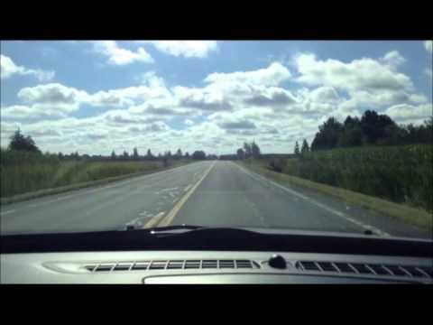 Road to Sutton, Canada