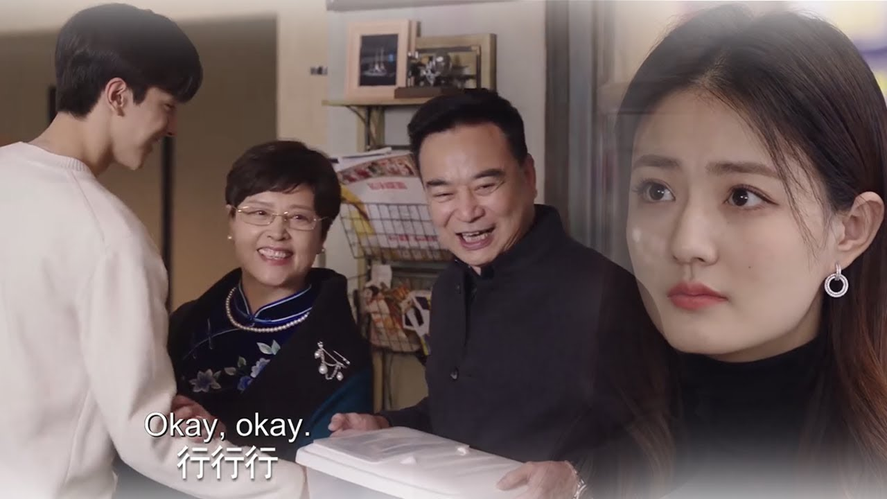 Download When Younger Boyfriend's grandparents broke into grandson's room, Older Girlfriend was embarrased 🌂