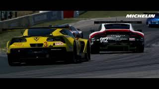 Michelin at the SportsCar Grand Prix - Canadian Tire Motorsport Park - Michelin Motorsport