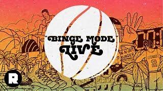 Binge Mode: #NBAPalooza Edition | The Ringer