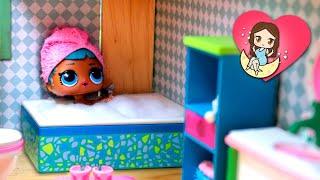 🏠 ¡La NUEVA MANSIÓN de mis MUÑECAS LOL! #2 ► 🌙 Novelas con muñecas y juguetes