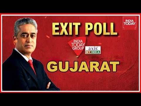 Exclusive : BJP Set To Win Gujarat Assembly Polls  | India Today Exit Polls